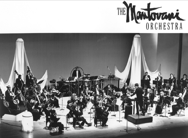 The Mantovani Orchestra today
